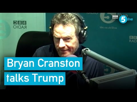 Bryan Cranston on Breaking Bad, Donald Trump, Bill Murray and more...