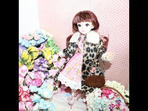 Aliexpress Blythe doll body,  bjd doll unboxing & paper flowers haul! Best body price on aliexpress!