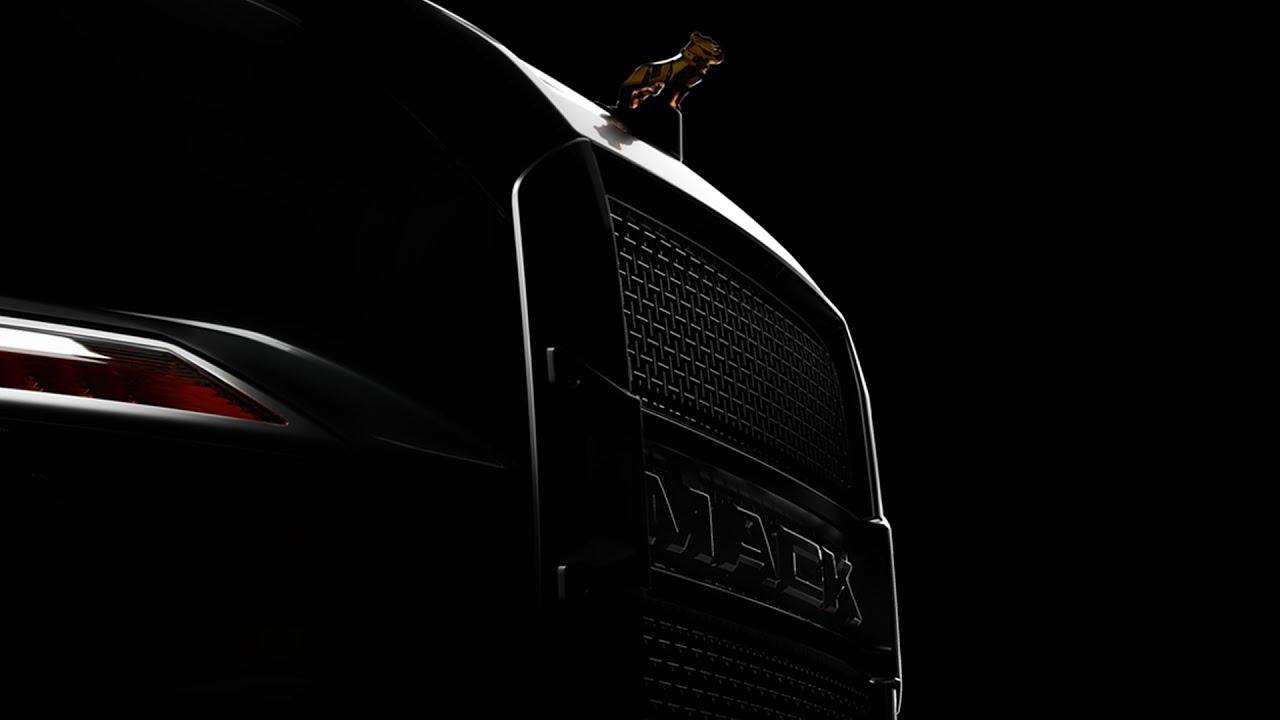 Designing A New Legend. Mack Trucks