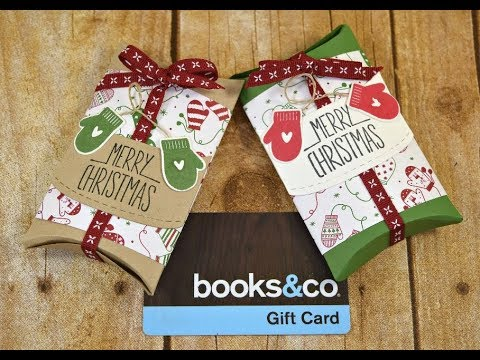 Adorable Mitten Gift Card Holder For Christmas Christmas Gift Card Holder Tutorial