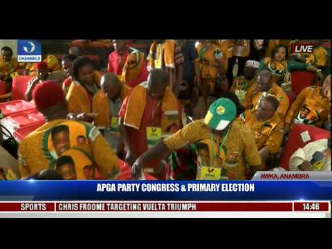 APGA Party Congress & Primary Election Pt.15 | Live Coverage