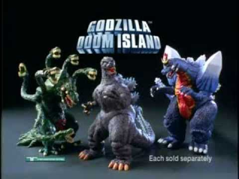 Godzilla Island Toys 84