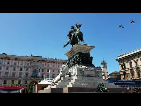 Milan Italy Tour & Travel Guide 4k