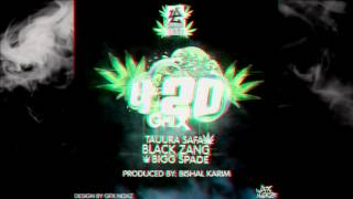 Download Uptown Lokolz - 420 ( G-Mix ) Taura Safa, Black Zang & Bigg Spade MP3 song and Music Video
