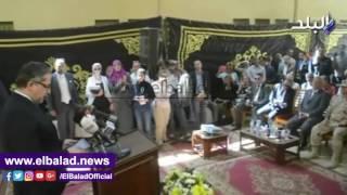 وزير الآثار : متحف ملوي سيعيد الحياة السياحية للمنيا.. فيديو و صور