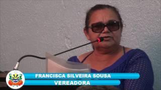 Francisca Silveira pronunciamento 28 01 2017