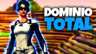DOMINIO TOTAL (Fortnite Battle Royale)