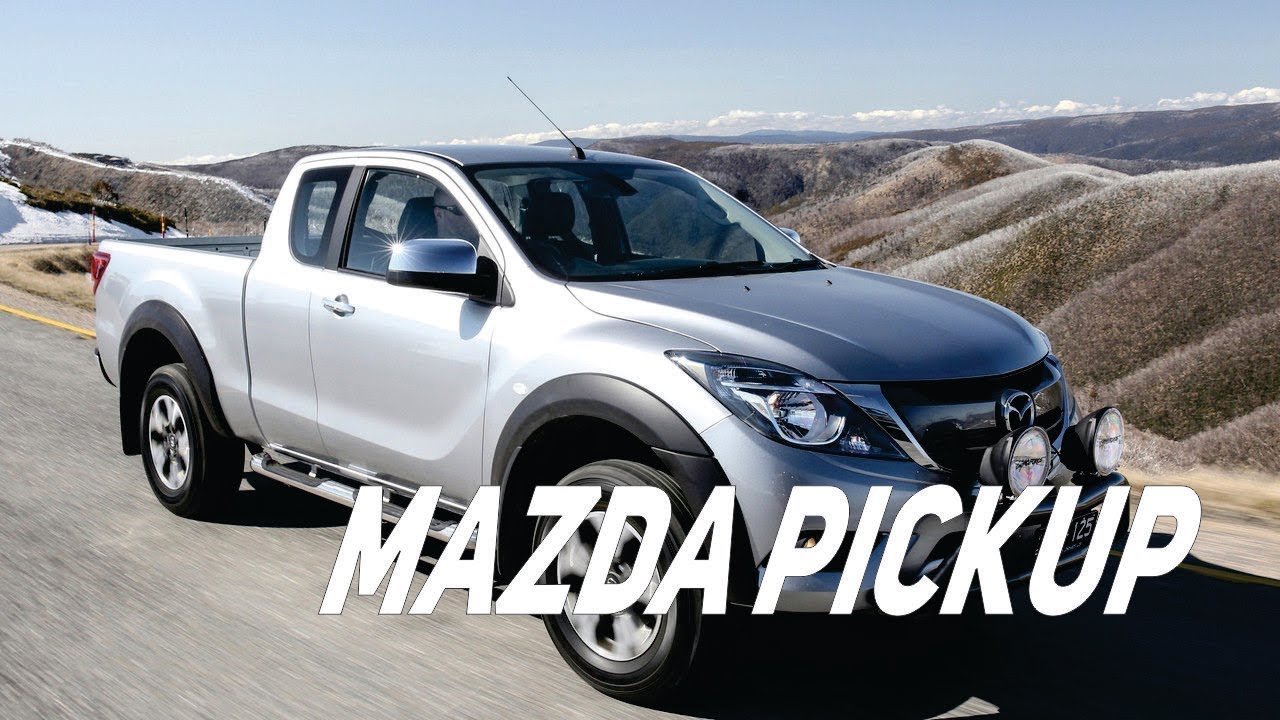 2018 Mazda Bt 50 Pickup Youtube