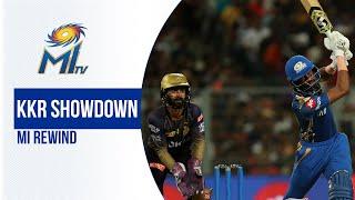 KKR Showdown - MI Rewind | पुरानी टक्कर - कोलकाता बनाम मुंबई | Dream11 IPL 2020