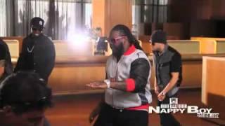 Wisin & Yandel Ft T-Pain & 50 Cent -- No Dejemos Que se Apague (Behind The Scenes)