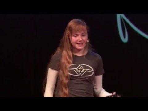 Jak ohromit Hollywood s pomocí příšerek   Ema Klučovská   TEDxPrague