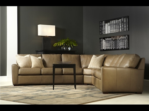 The Most Comfortable Leather Sleeper Sofa Design Ideas - YouTube