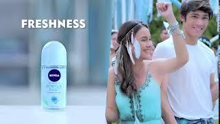 Choose NIVEA Energy Fresh Deo