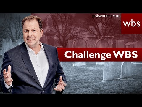 Lebenslange Garantie vererbbar? | Challenge WBS Rechtsanwalt Christian Solmecke