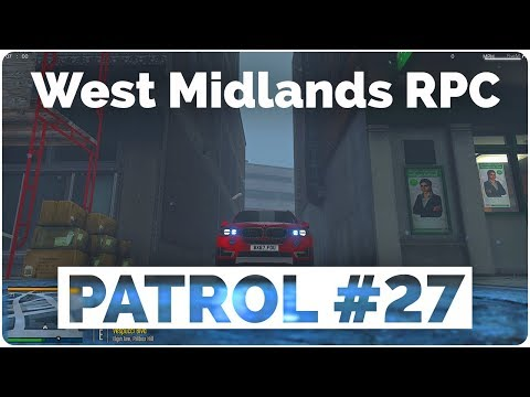 West Midlands RPC - Patrol #27 - Snow is falling, all around us!