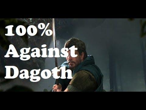 100% Win Rate Against Dagoth   Elder Scrolls Legends