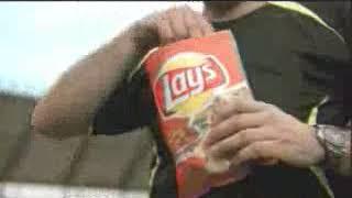 Старая реклама LAYS  ( 2008 год) - Шашлык