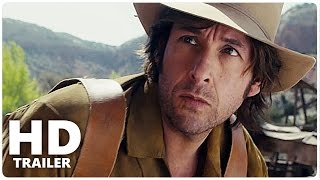 THE RIDICULOUS 6 Trailer | Adam Sandler Netflix Film 2015