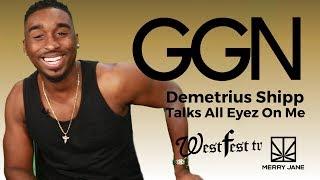 GGN Special: Demetrius Shipp Jr. Talks