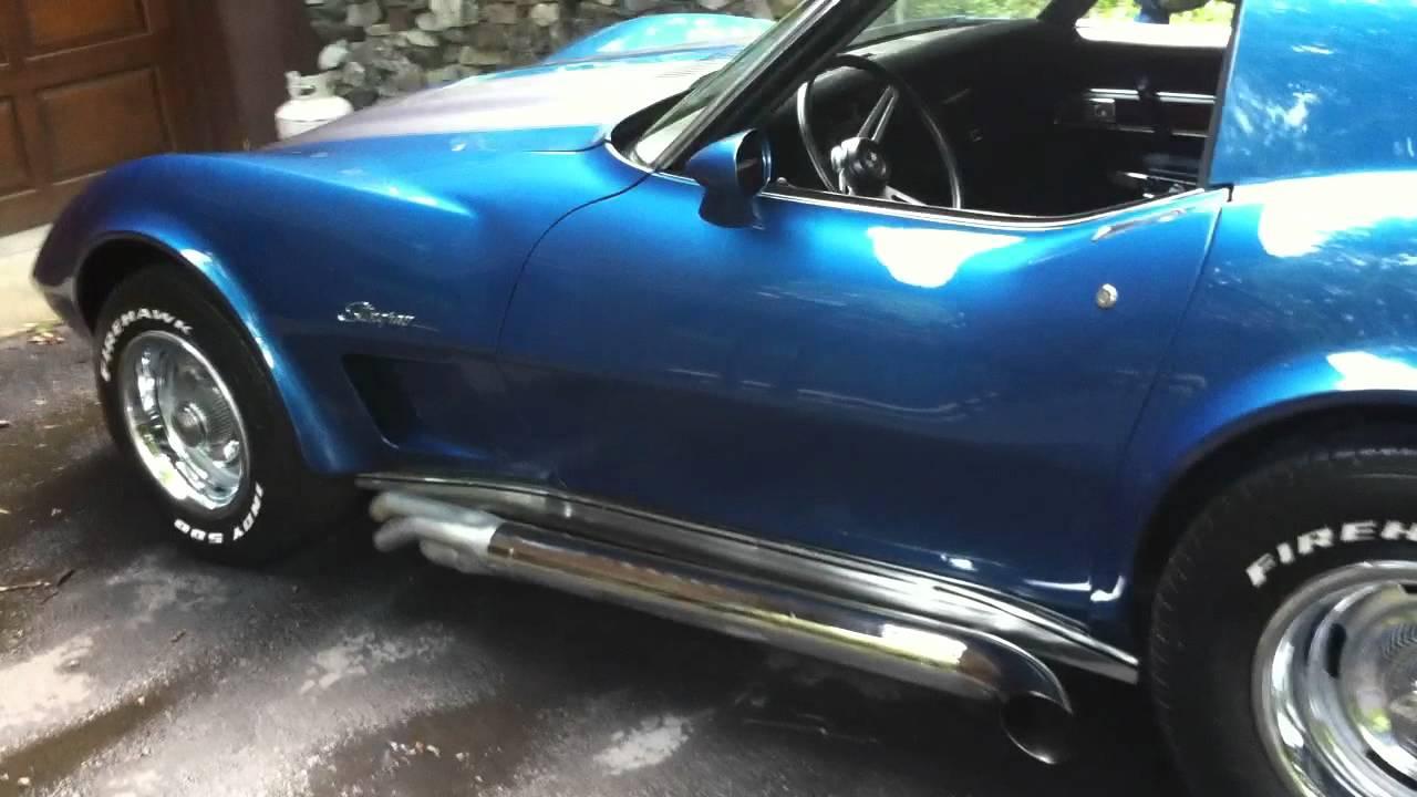 Used Corvette Stingray >> 1974 Corvette Stingray - YouTube
