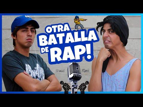 Daniel El Travieso - Otra Batalla De Rap!