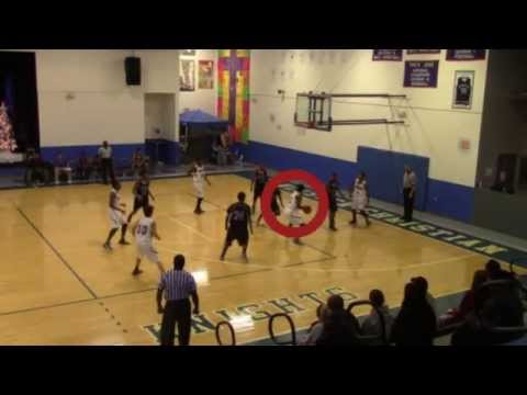 Highlight Video Tre Crawford / Lancaster Christian Academy