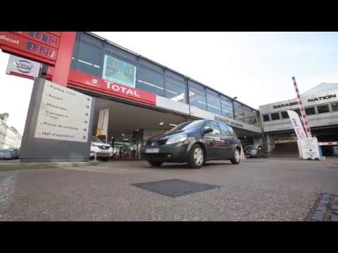 Garages Nation - Renault, Dacia et Nissan Paris Picpus