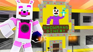 Finding A NEW Pizzeria?! Minecraft FNAF Roleplay