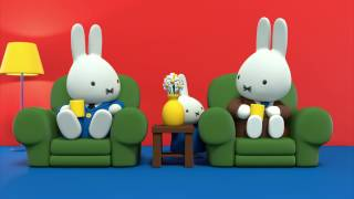 Miffy and the Toy Boat