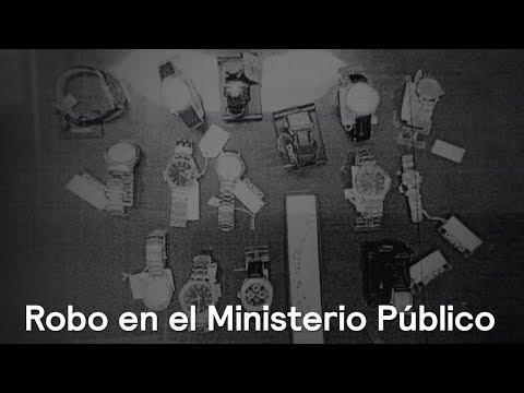 Botín robado en joyería de Coyoacán desaparece en MP - En Punto con Denise Maerker