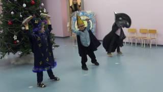 Новогодний утренние в детском саду