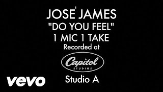 José James - Do You Feel (1 Mic 1 Take)