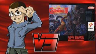 Johnny vs. Super Castlevania IV
