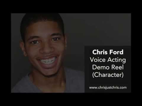 Chris Ford - Voice Acting Demo Reel (Character)