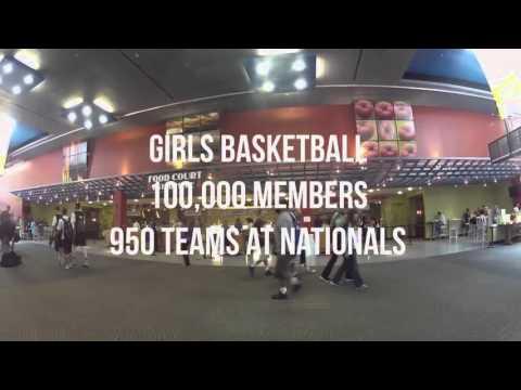 AAU Basketball Promo Video