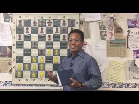 Ruben Analyzes Dark Square Strategy