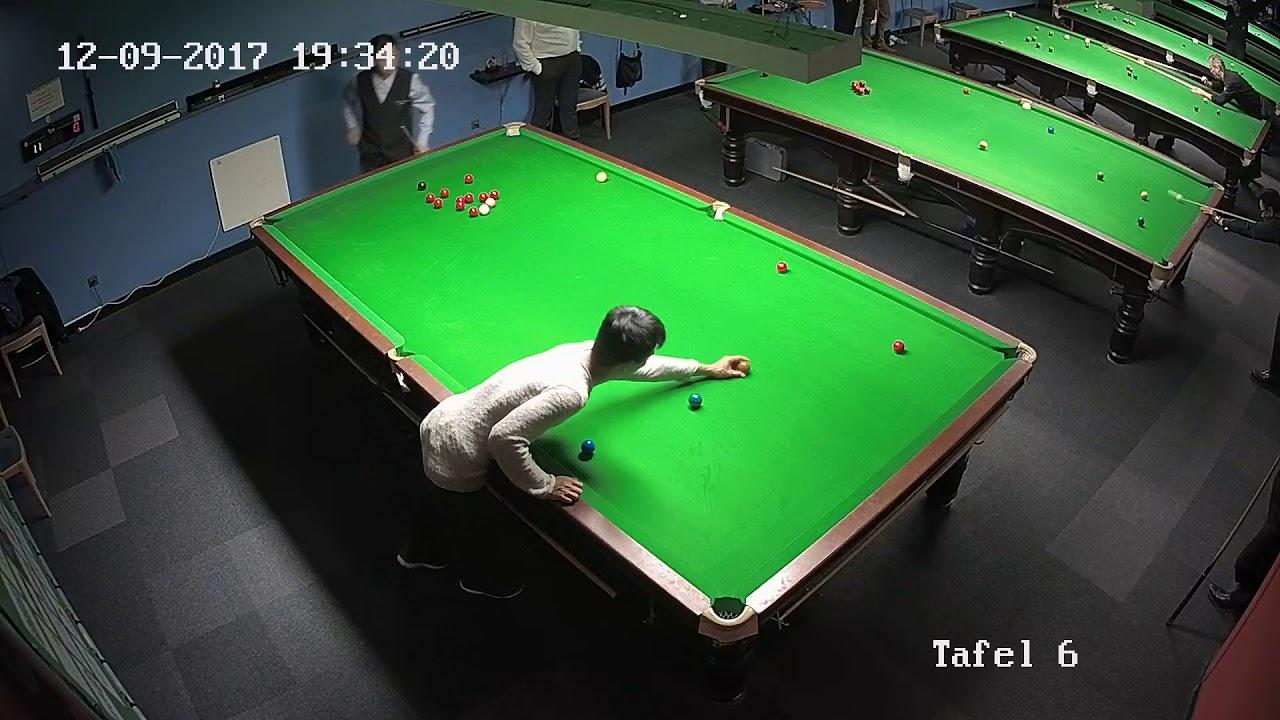 Download 12092017 Cue Aiming 5 tegen Snooker X 7 tafel 6 1of5