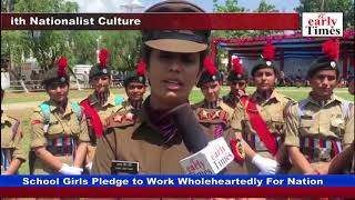 I  Day Celebrated with Nationalist Culture