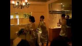 野川君の2次会に招待されました! 矢島3姉妹がタンバリンを習得して再...