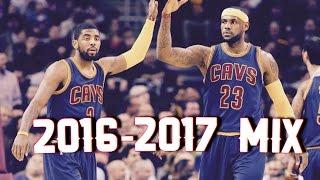 "NBA 2016-2017 MIX - ""Cacoon"""