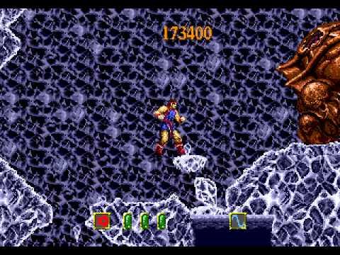 Mega Drive Longplay [344] Jewel Master