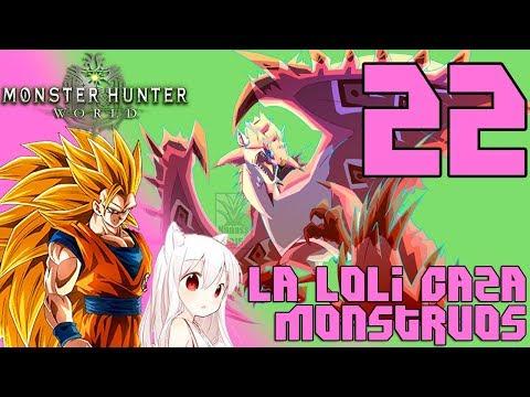 Goku y La Venganza Rosada / La Loli Caza Monstruos - Monster Hunter World Ep.22 thumbnail