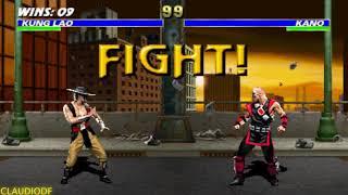 Mortal Kombat 3 (Arcade) - KUNG LAO【TAS】