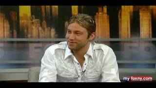 Casey James talks album and record deals on Fox Good Morning NY 6/2/10