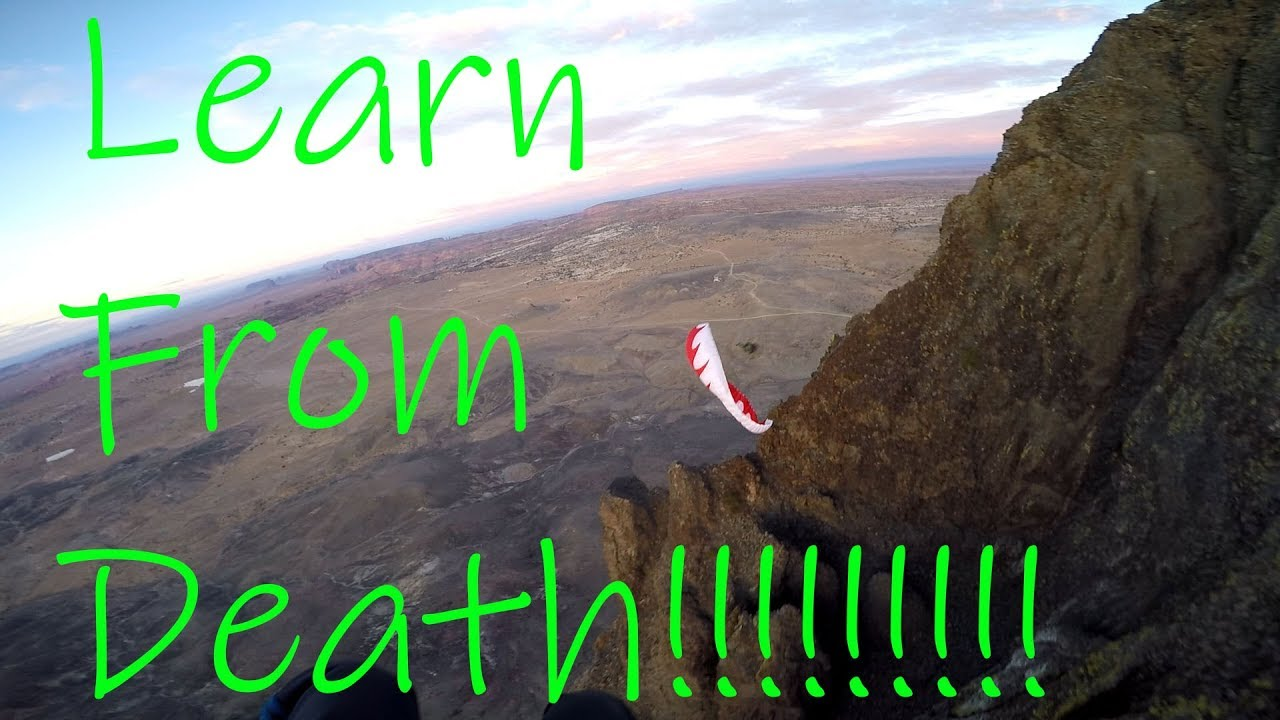 Learn From Death!!!! Paramotor Collapse!! Powered Paragliding The Safest  And Best Gear Pays Off!!!