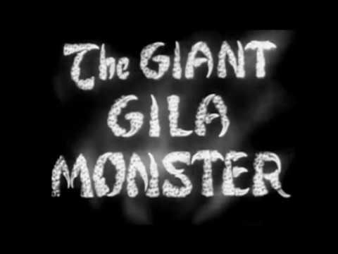 The Giant Gila Monster (1959 Full Movie)