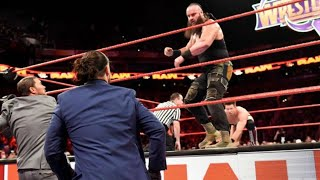 Ups And Downs From Last Nights WWE Raw Feb 19