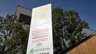 Plus-Energetyczny Dom SOLACE, Politechnika Warszawska, LALLAFOM USA - Izolacja pianką natryskową