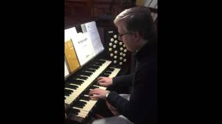 Postlude on My Funny Valentine YouTube Thumbnail