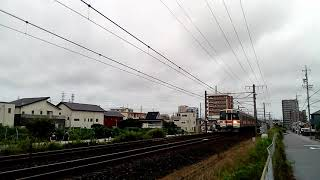 休日ダイヤ 特別快速豊橋行き 311系